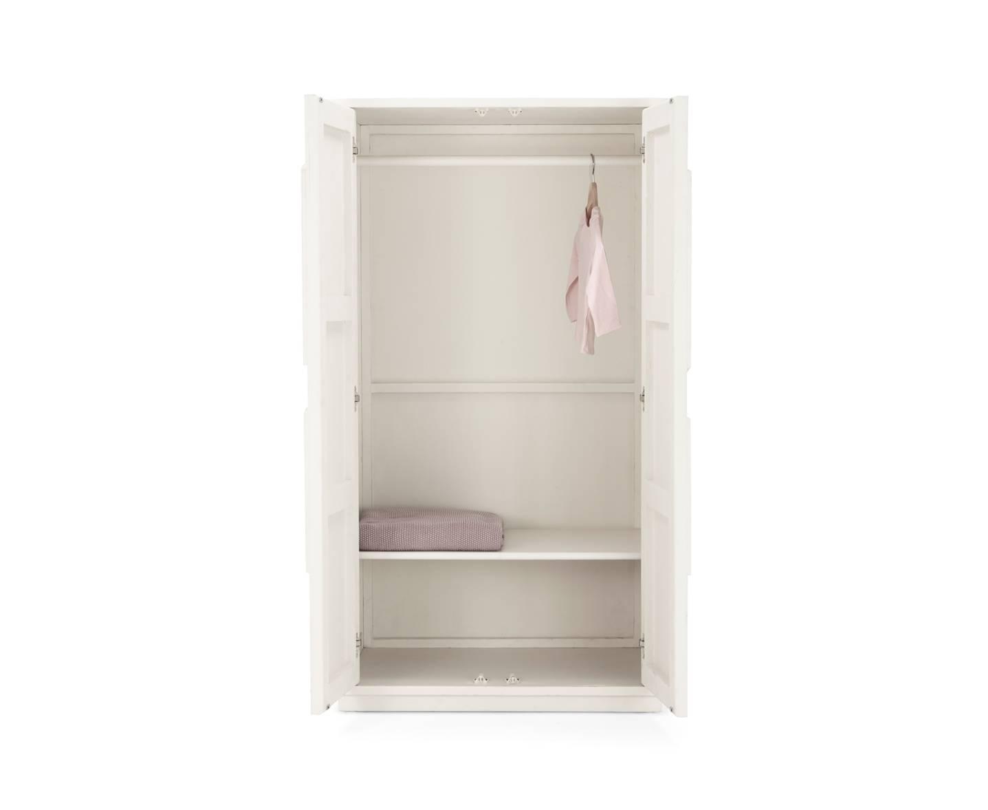 Clobber Children's Wardrobe | Kids' White Wardrobe | Loaf intended for Childrens Wardrobes White (Image 9 of 15)