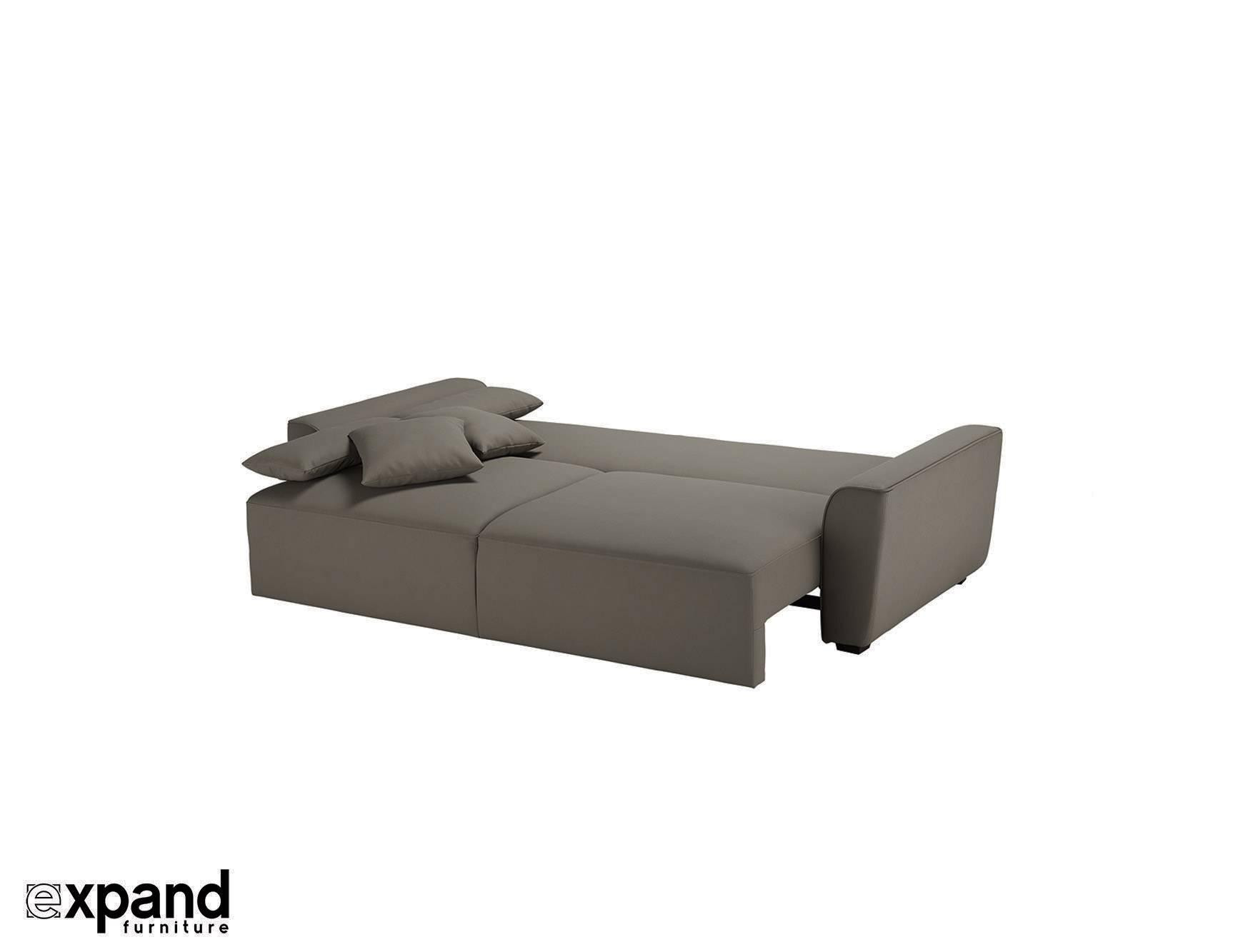 Cloud - Modern Queen Sofa Bed Sleeper | Expand Furniture intended for Sofa Beds Queen (Image 5 of 30)