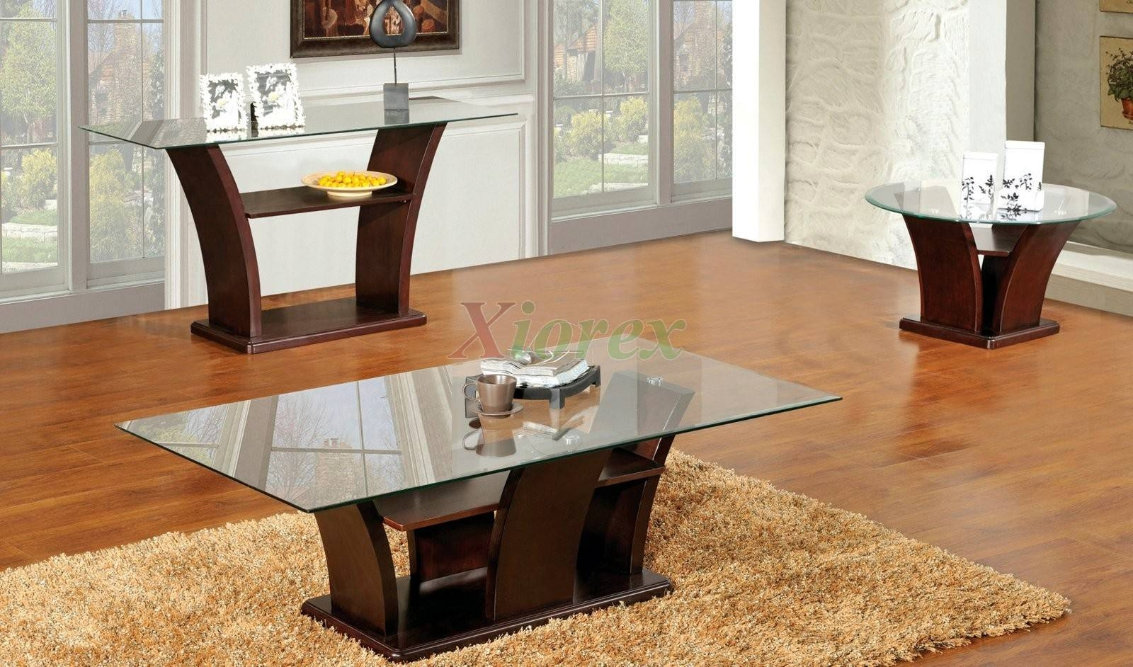 Coffee Table : 3 Coffee Table Set One Of Popular Living Room Within Coffee Table Rounded Corners (View 4 of 30)