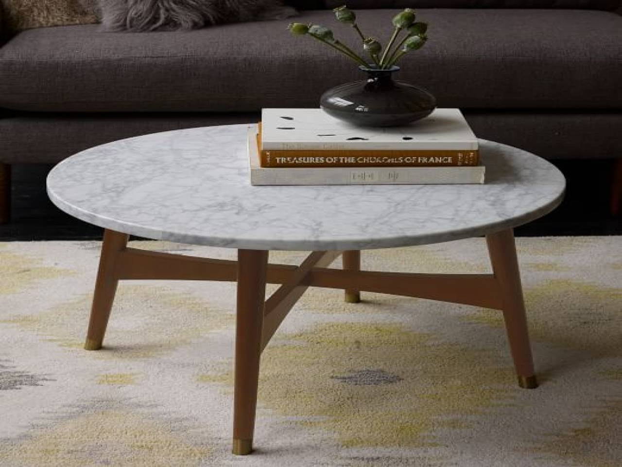 Coffee Table: Amusing Small Marble Coffee Table Design Antique Within Small Marble Coffee Tables (View 7 of 30)