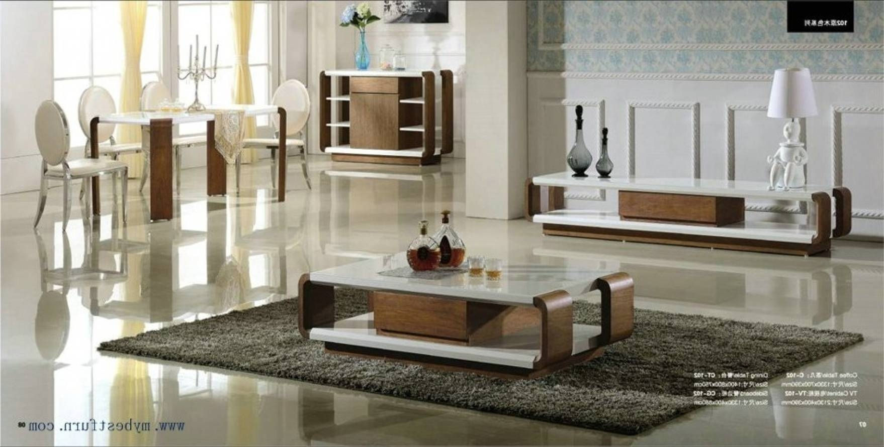 Coffee Table And Tv Stand Set Fabulous Coffee Table Sets For inside Tv Unit and Coffee Table Sets (Image 7 of 30)