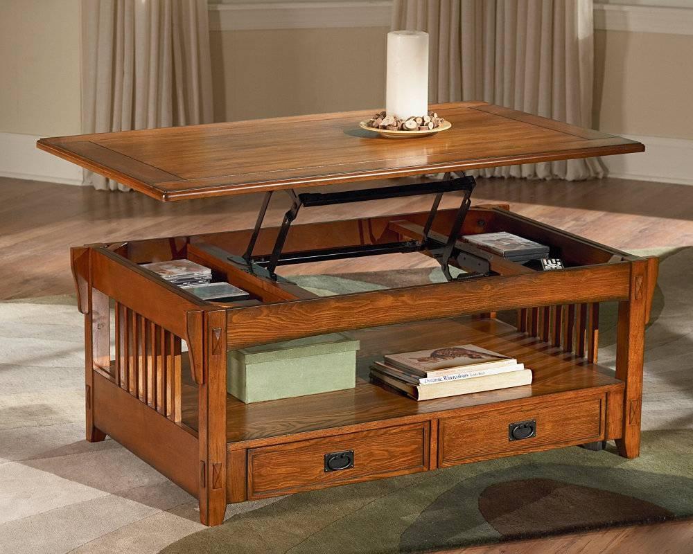 Coffee Table: Astonishing Top Lifting Coffee Table Lift Top Coffee with Lift Coffee Tables (Image 6 of 30)