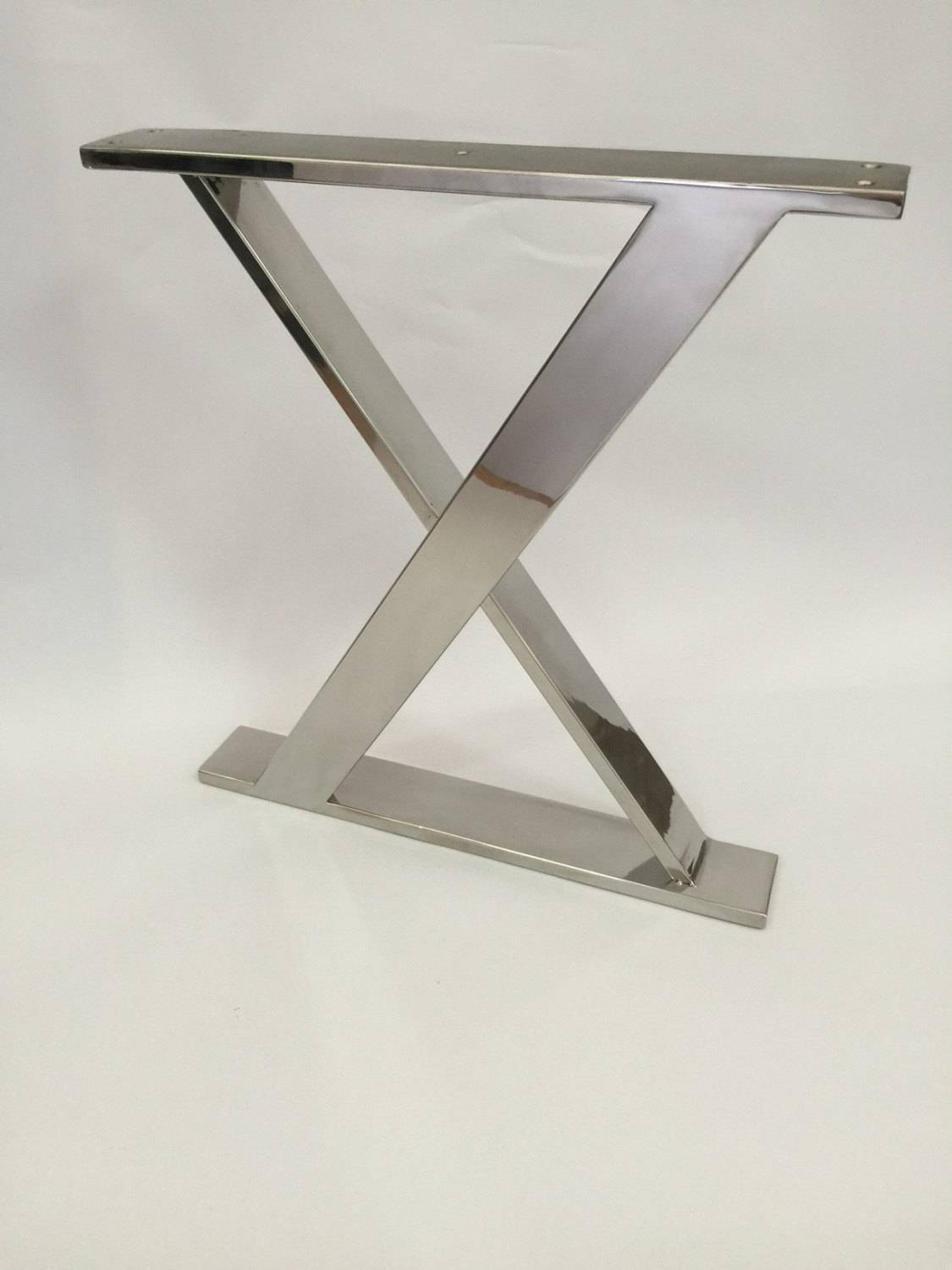 Coffee Table Bases | Idi Design in Chrome Coffee Table Bases (Image 9 of 30)