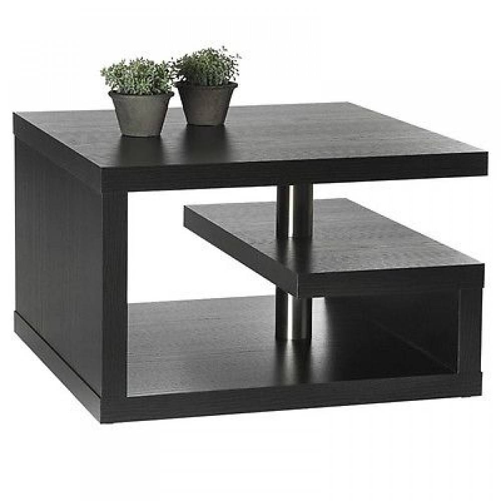 Coffee Table: Beautiful Black Trunk Coffee Table Designs Black in Dark Coffee Tables (Image 7 of 30)