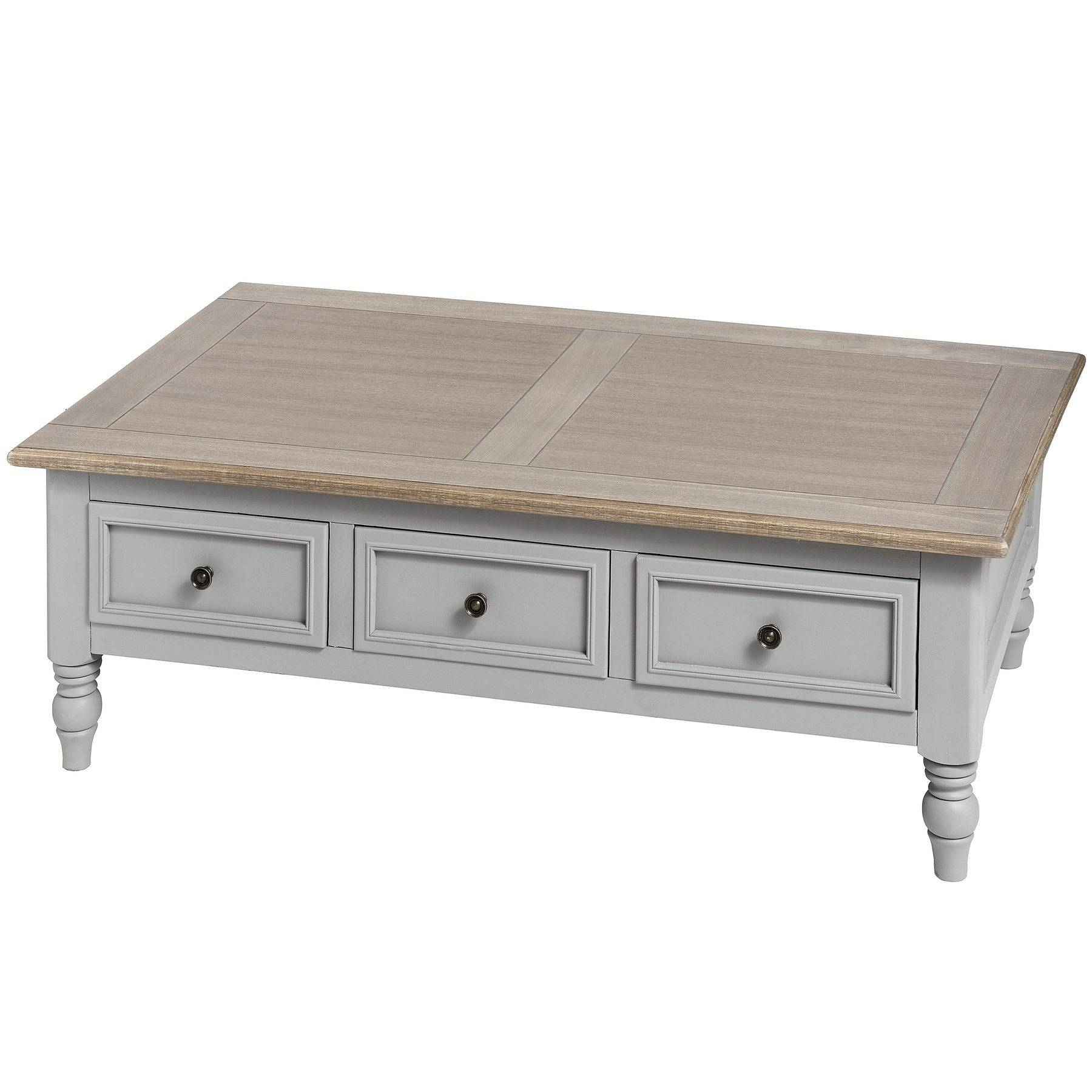 Coffee Table: Best Grey Coffee Table Designs Driftwood Grey Coffee in Grey Coffee Table Sets (Image 11 of 30)