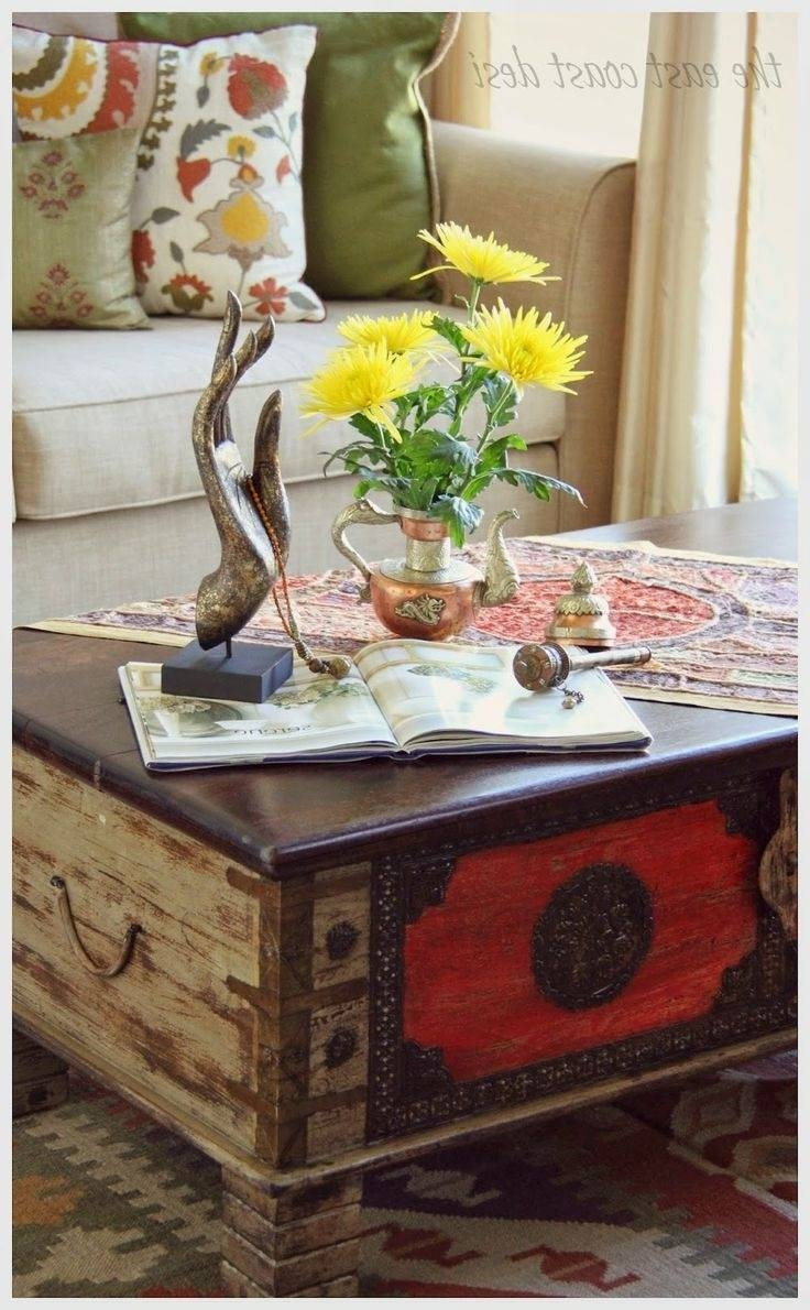 Coffee Table : Boho Coffee Table For Fascinating Bohemian Curtains pertaining to Boho Coffee Tables (Image 12 of 30)