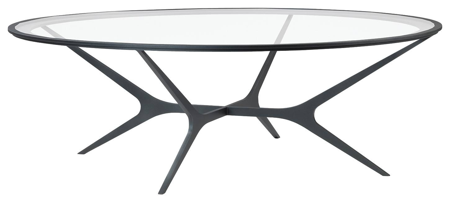 Coffee Table: Captivating Circular Coffee Table Design Ideas Large with regard to Glass Circular Coffee Tables (Image 7 of 31)