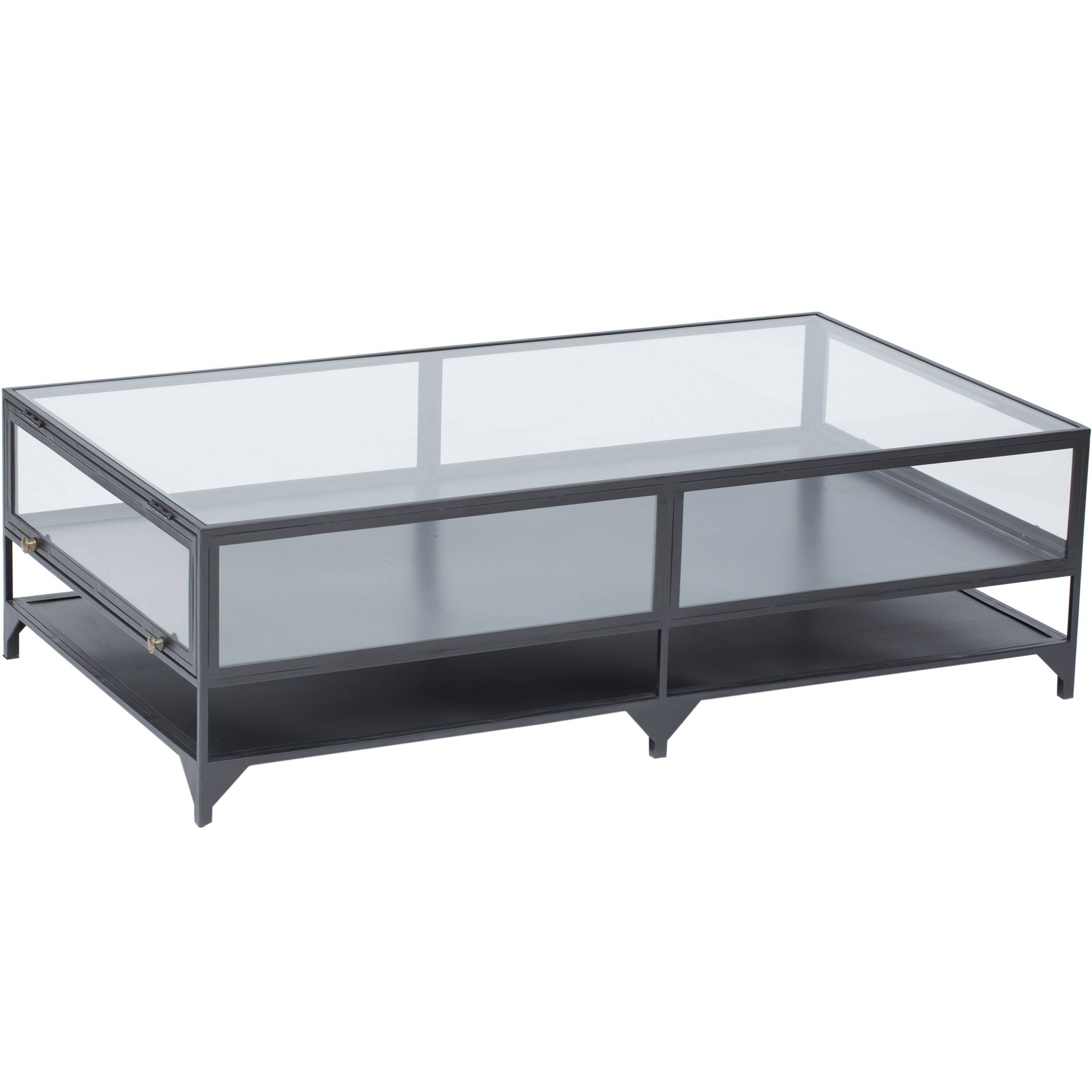 Coffee Table: Captivating Shadow Box Coffee Table Ideas Shadow Box pertaining to Steel and Glass Coffee Tables (Image 6 of 30)