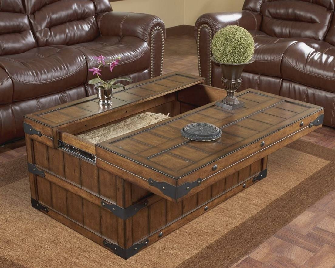 Coffee Table: Charming Large Coffee Table Ideas Large Coffee Table intended for Large Coffee Tables With Storage (Image 3 of 30)