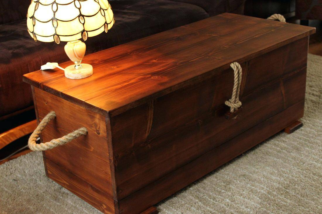 Coffee Table ~ Chest Trunk Blanket Box Vintage Coffee Table Tables in Blanket Box Coffee Tables (Image 10 of 30)