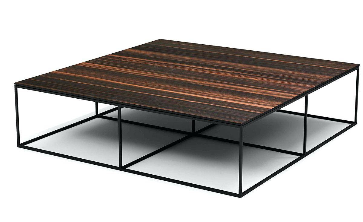 Coffee Table ~ Coffee Tables Rustic Teak Wood California Square throughout Big Square Coffee Tables (Image 12 of 30)