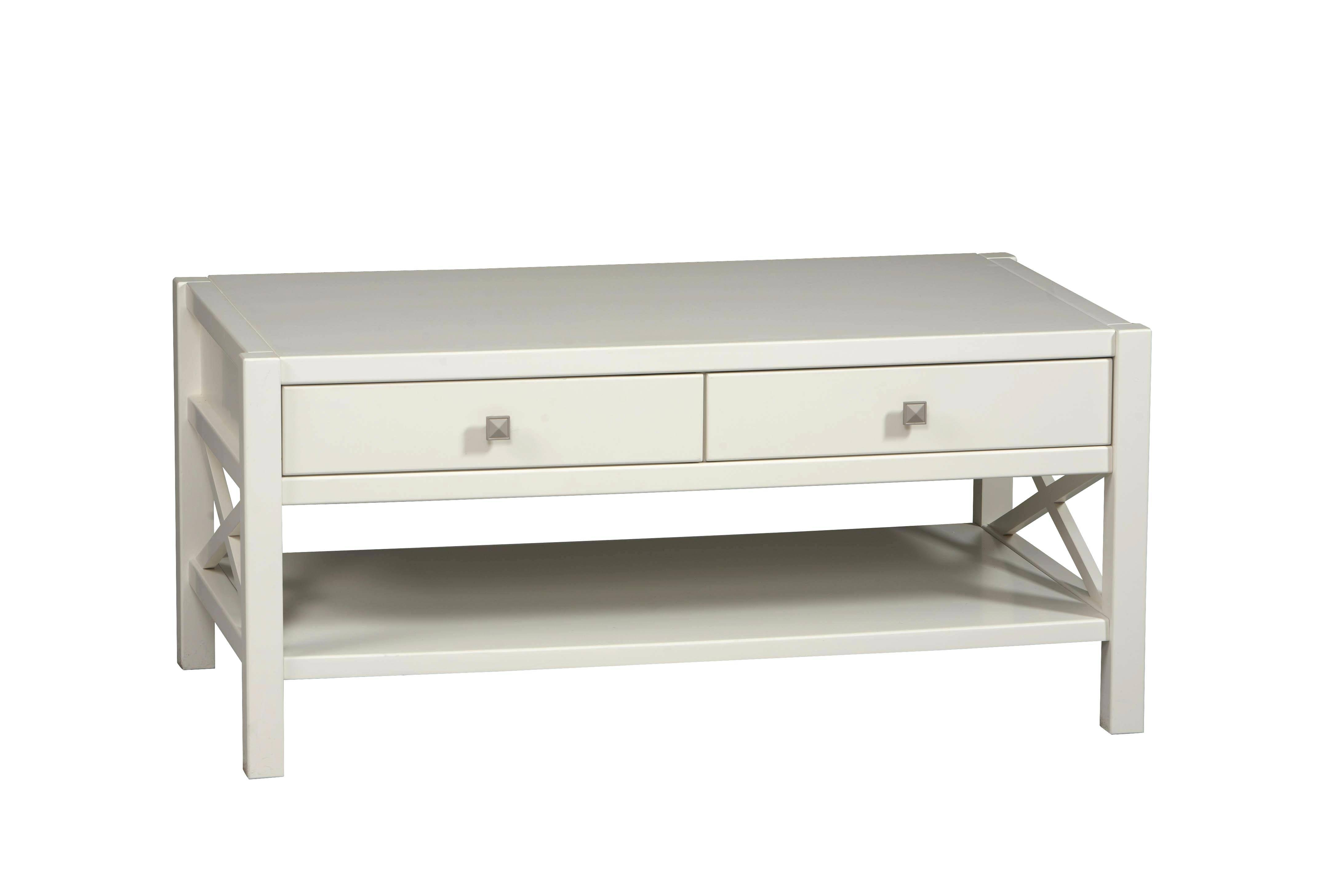 Coffee Table ~ Coffee Tableturnable White Table With Storage Has A in White Coffee Tables With Baskets (Image 7 of 30)