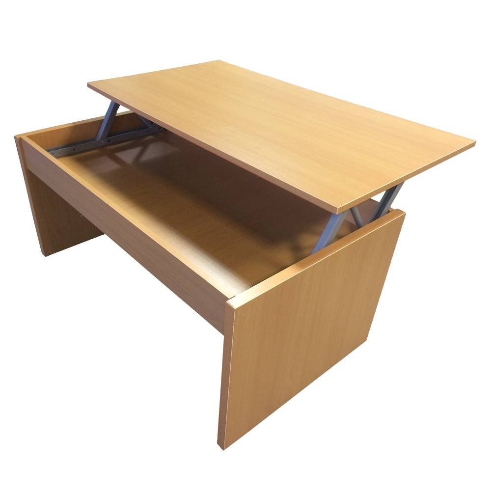 Coffee Table Contemporary Solid Wood Beech Reversoprices 11214 in Beech Coffee Tables (Image 12 of 30)