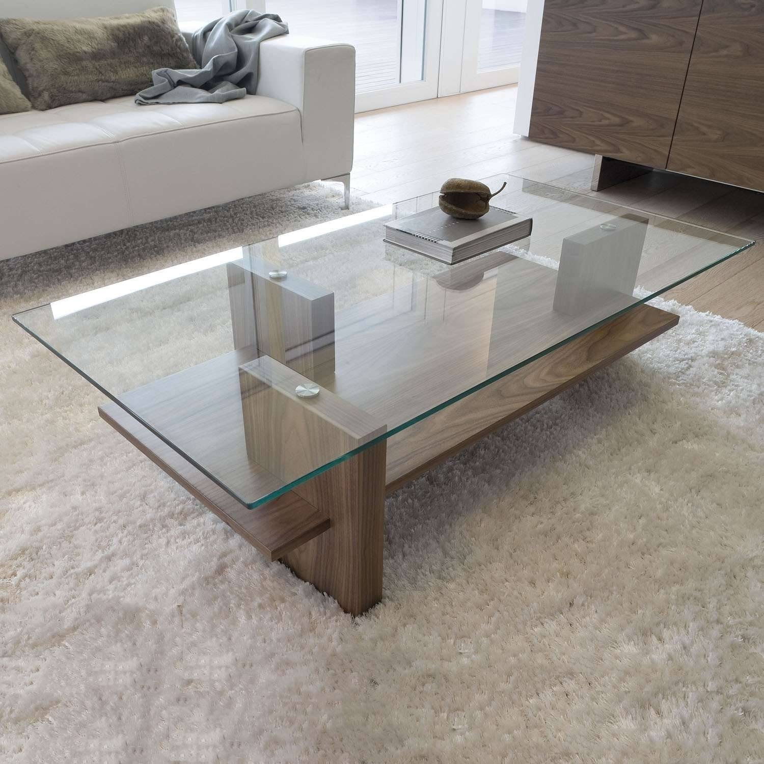 Coffee Table: Cozy Coffee Table Modern Designs Cheap Modern Coffee inside Contemporary Glass Coffee Tables (Image 7 of 30)