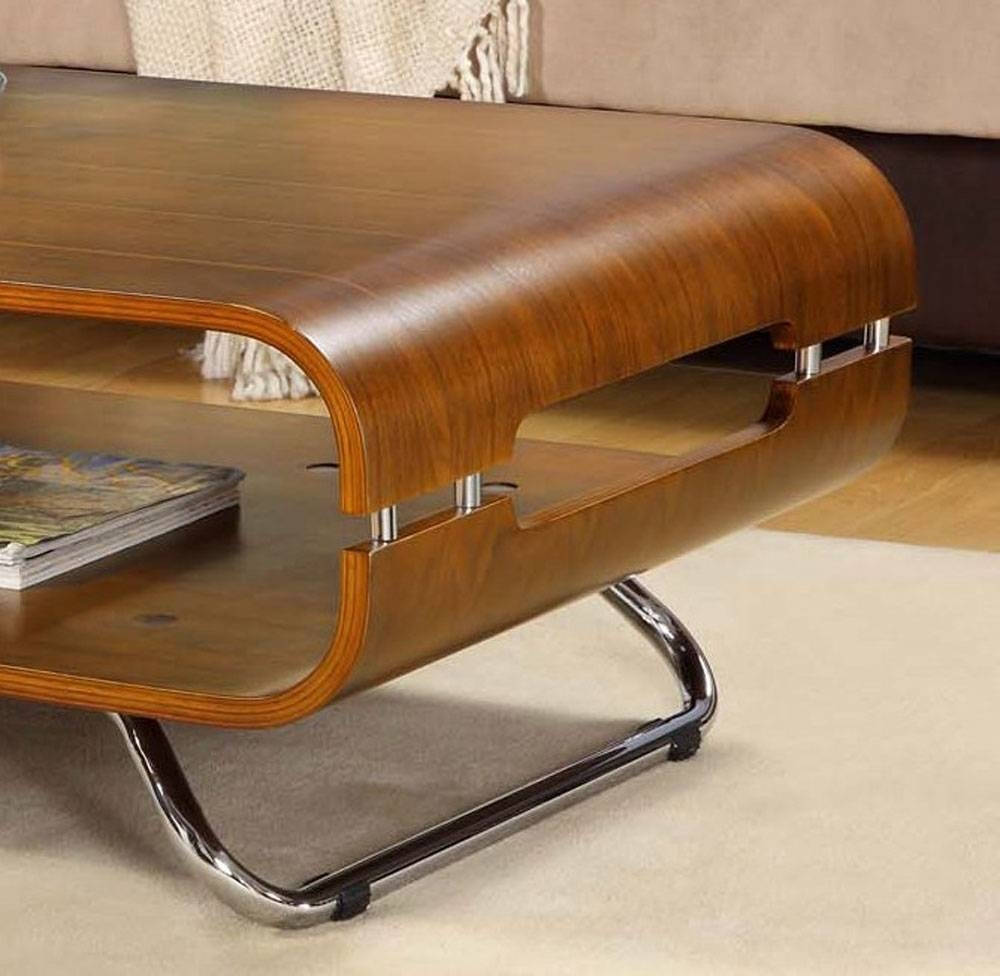 Popular Photo of Curve Coffee Tables