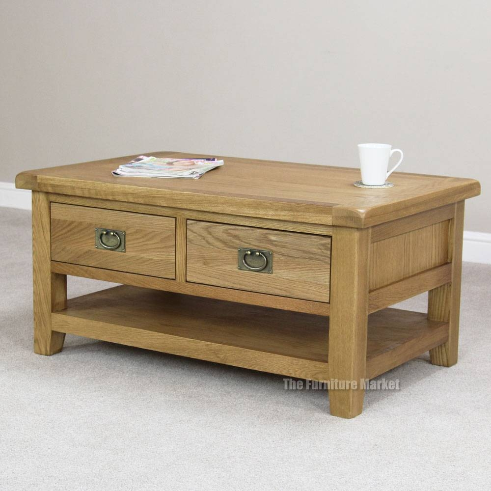 Coffee Table Drawers | Idi Design pertaining to Light Oak Coffee Tables With Drawers (Image 5 of 30)