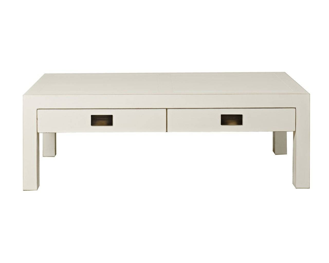 Coffee Table: Elegant Coffee Table White Designs Square White pertaining to Square White Coffee Tables (Image 4 of 30)