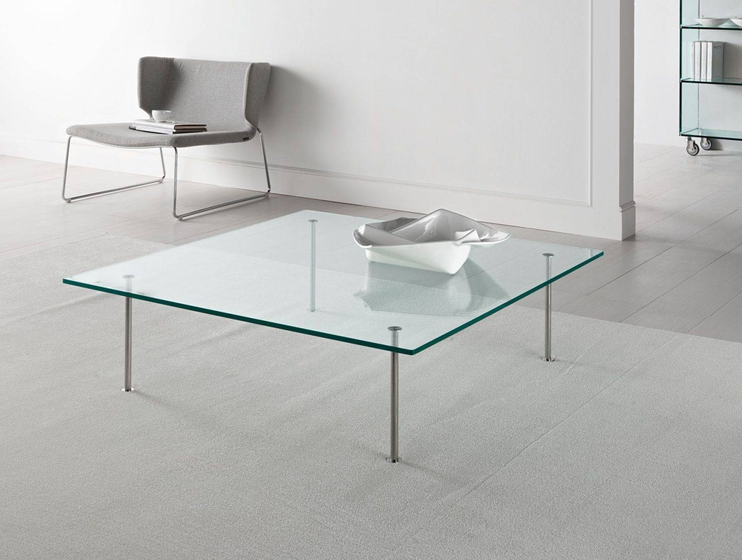 Coffee Table: Enchanting Cheap Glass Coffee Table Sets Cheap Glass With Regard To Large Low White Coffee Tables (View 16 of 30)