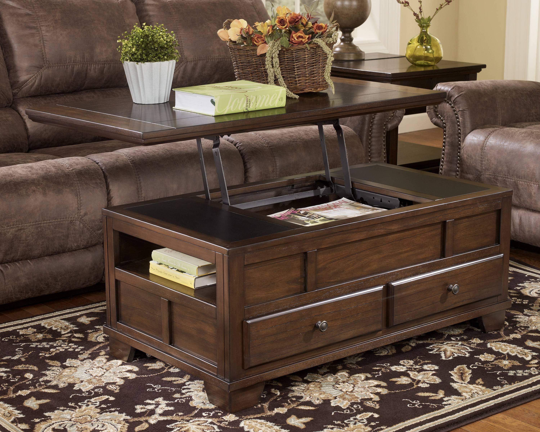 Coffee Table. Enchanting Dark Brown Coffee Table Design Ideas with Dark Brown Coffee Tables (Image 6 of 30)