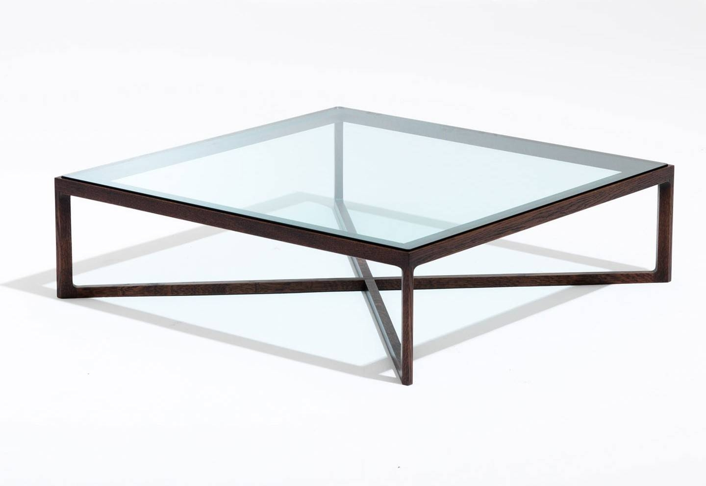Coffee Table. Enchanting Square Glass Coffee Table Design Ideas with Modern Square Glass Coffee Tables (Image 5 of 15)