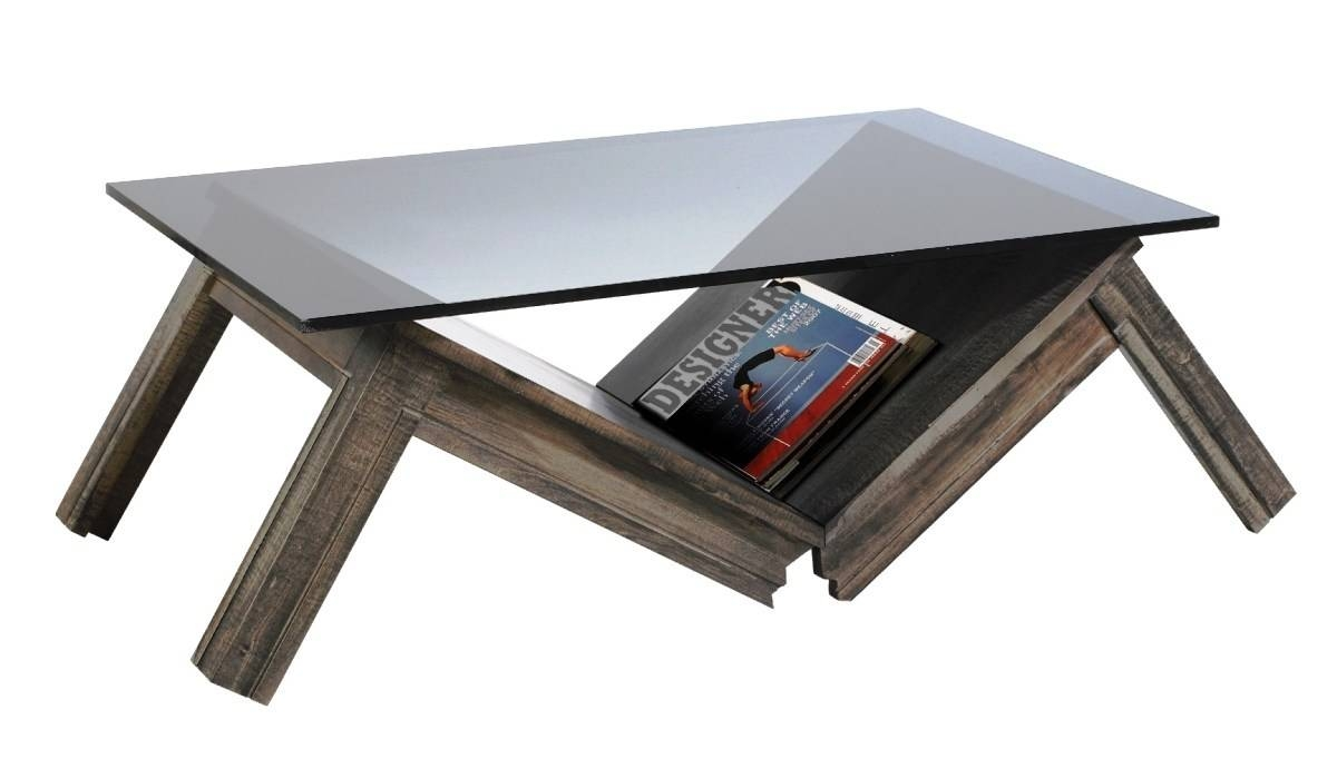 Coffee Table: Enchanting Unique Coffee Table Ideas Trunk Coffee With Funky Coffee Tables (Photo 8 of 30)