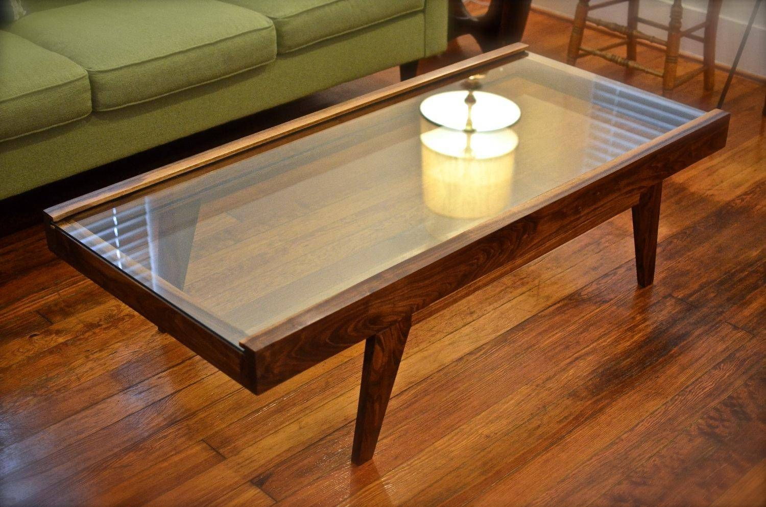 Coffee Table: Excellent Glass Display Coffee Tables Glass Display in Glass Top Display Coffee Tables With Drawers (Image 12 of 30)