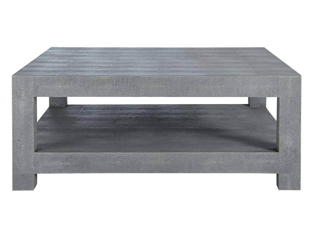 Coffee Table: Excellent Grey Coffee Table Ideas White And Gray pertaining to Gray Wood Coffee Tables (Image 14 of 30)