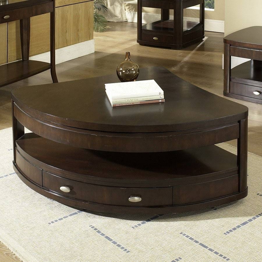 Coffee Table: Extraordinary Corner Coffee Table Design Ideas with Corner Coffee Tables (Image 7 of 30)