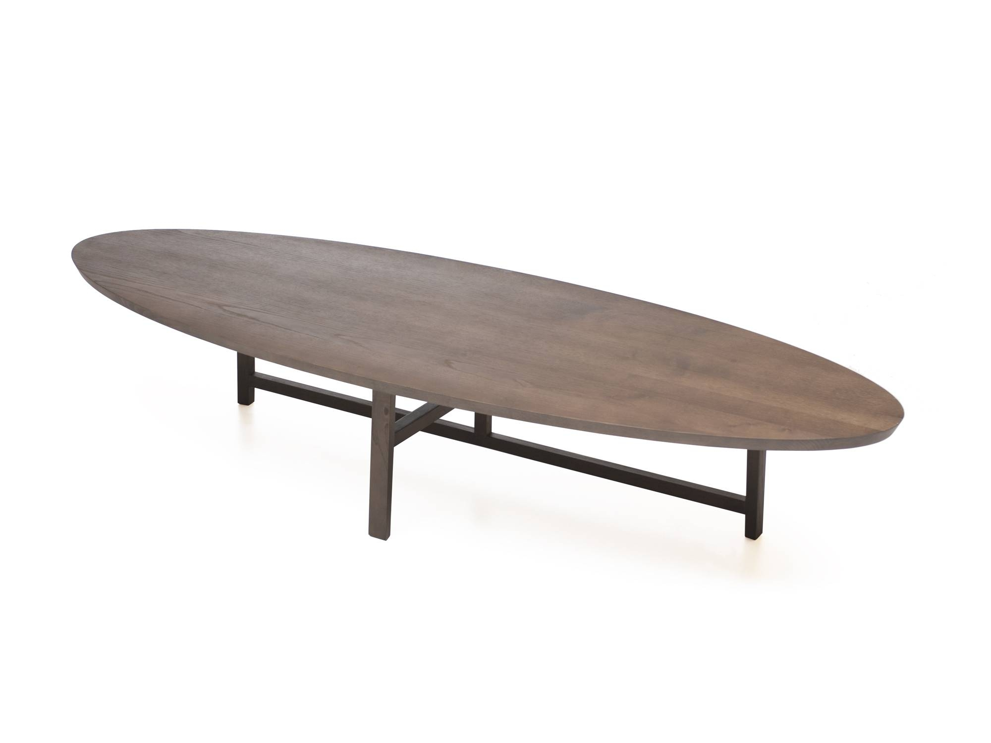 Coffee Table: Extraordinary Small Oval Coffee Table Idea Oval with regard to Oval Wood Coffee Tables (Image 6 of 30)