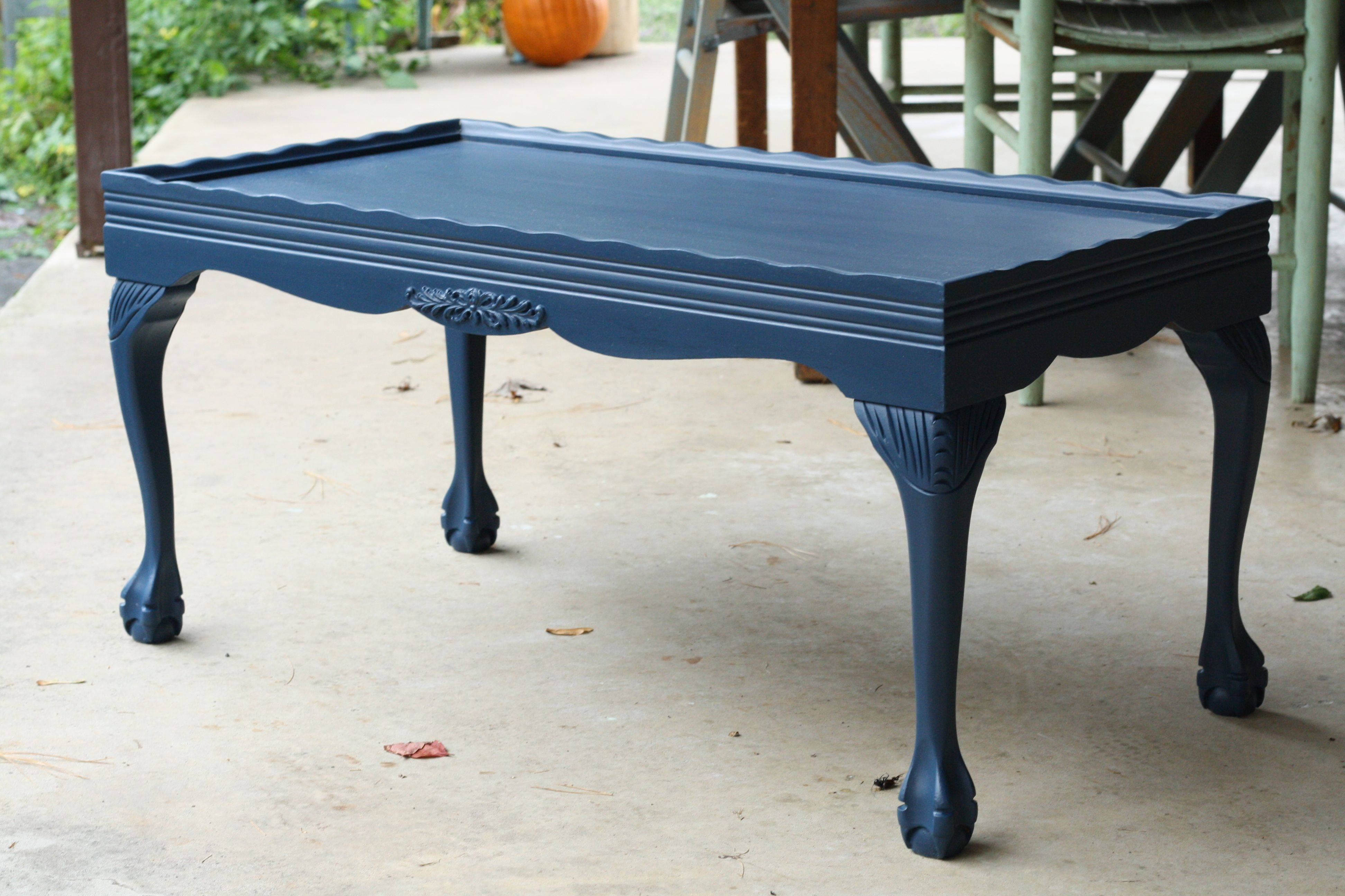 Coffee Table. Fascinating Blue Coffee Table Design Ideas with Blue Coffee Tables (Image 10 of 30)