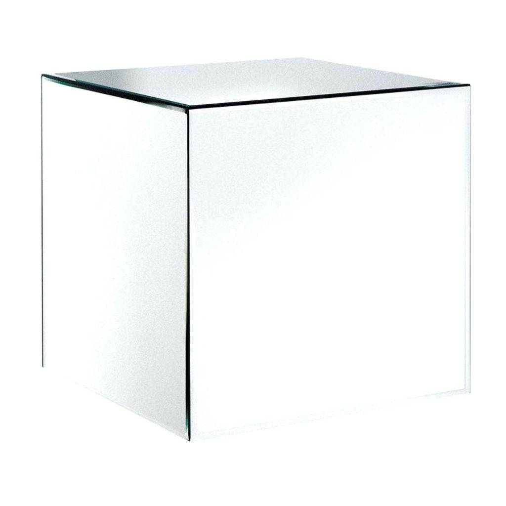 Coffee Table ~ Glass Cube Coffee Table Top Tablewhite White Gloss within White Cube Coffee Tables (Image 6 of 30)