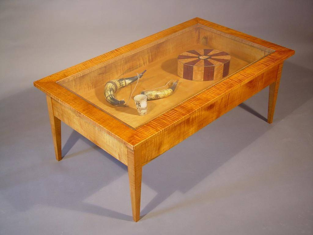 Coffee Table Glass Top Display Drawer | Coffee Table Design Ideas Pertaining To Coffee Tables With Glass Top Display Drawer (View 8 of 30)
