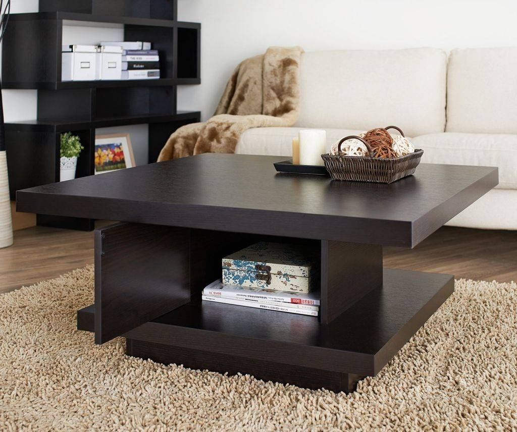 Coffee Table: Great Oversized Coffee Table Wood Extra Large Square in Oversized Square Coffee Tables (Image 8 of 30)