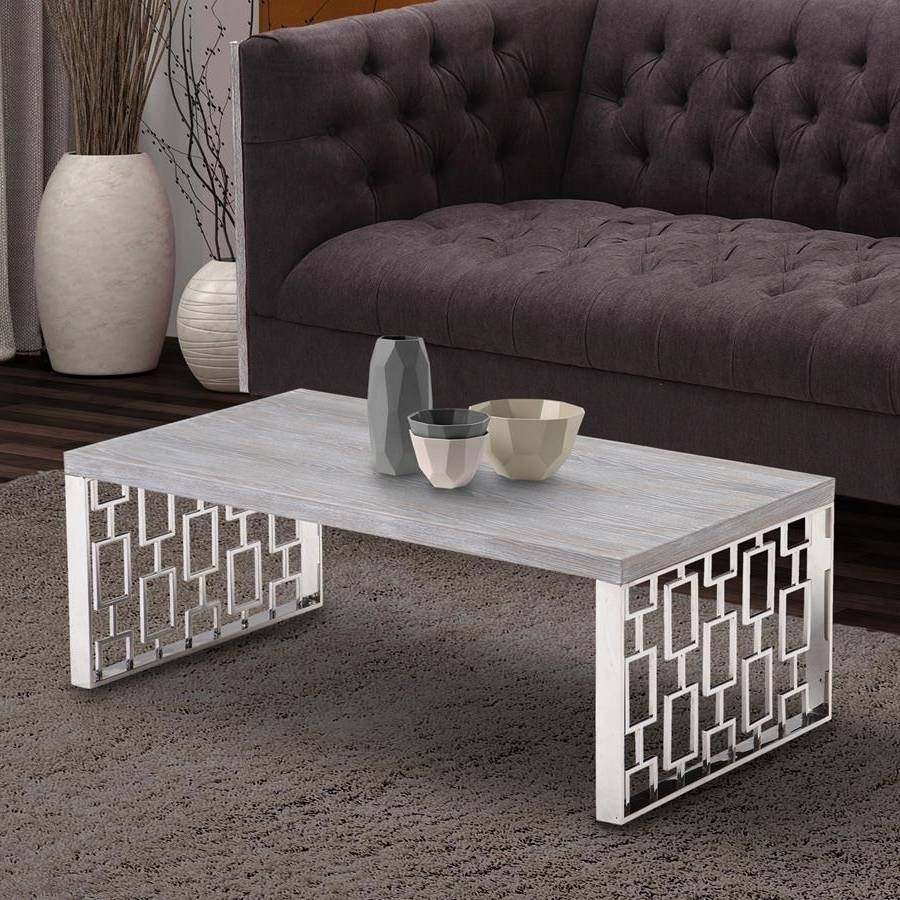 Coffee Table : Grey Wash Coffee Table Together Delightful Living for Grey Wash Wood Coffee Tables (Image 10 of 30)