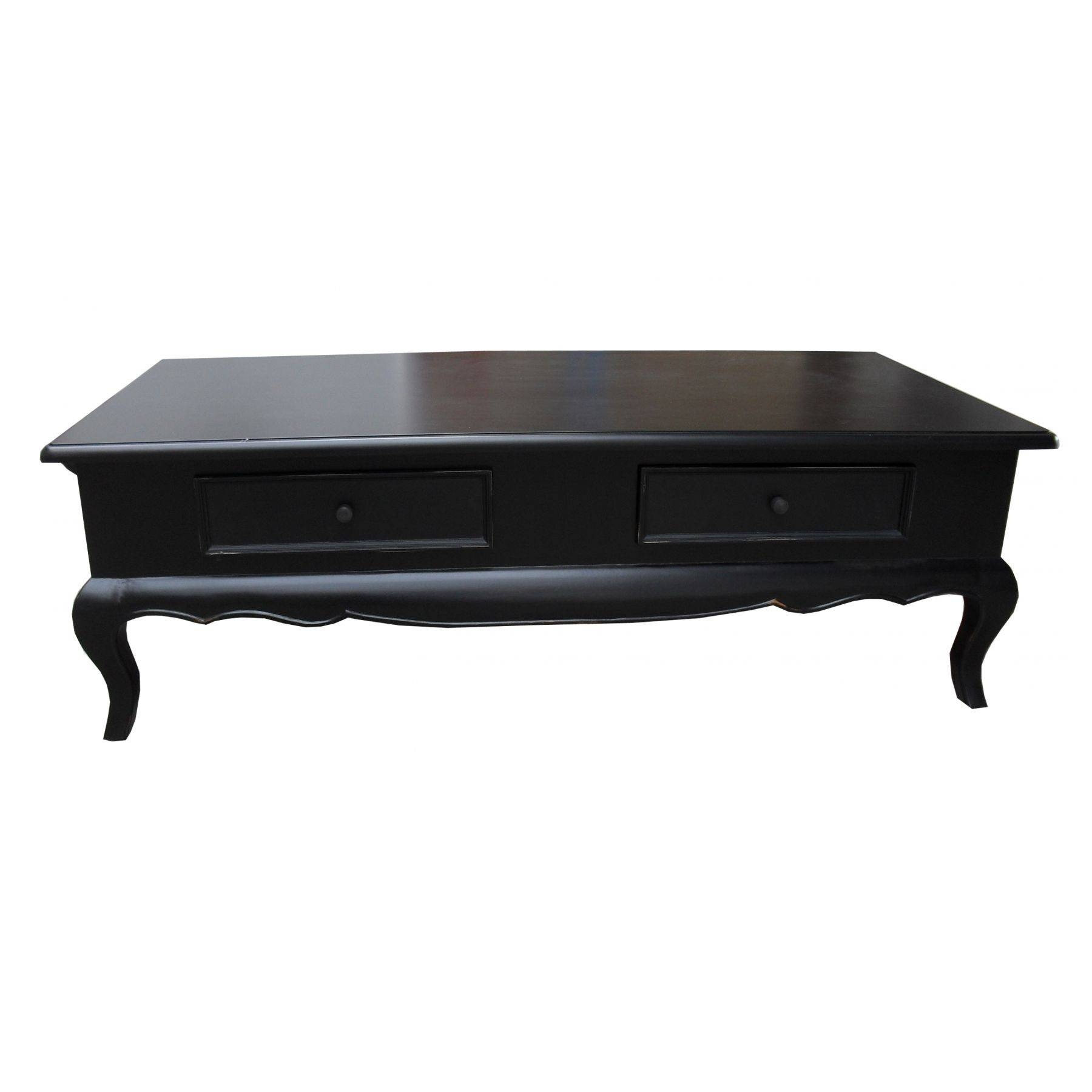Coffee Table: Interesting Black Glass Coffee Table Set Glass throughout Dark Glass Coffee Tables (Image 18 of 30)