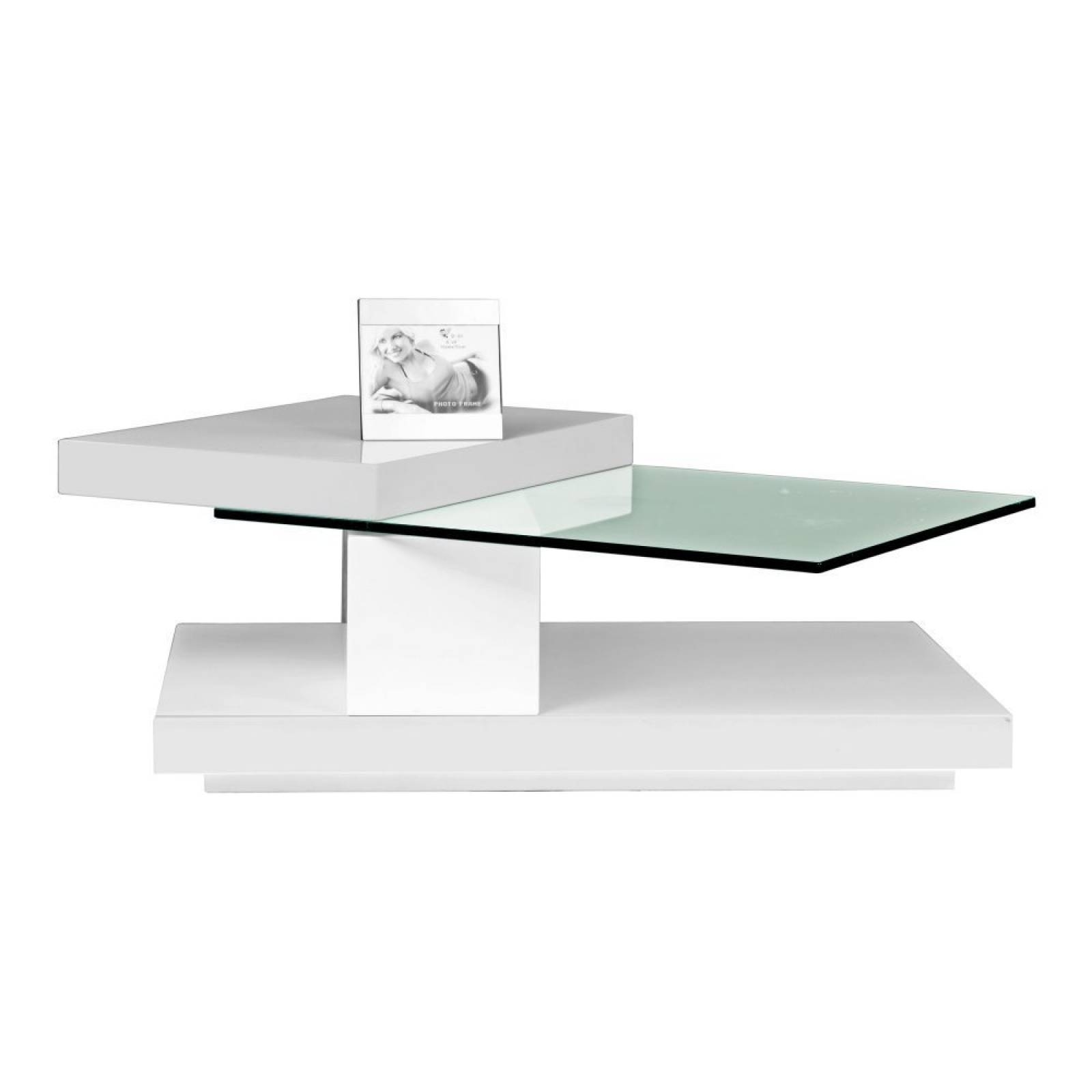Coffee Table: Interesting Glass Topped Coffee Tables Round Glass for White And Glass Coffee Tables (Image 6 of 30)