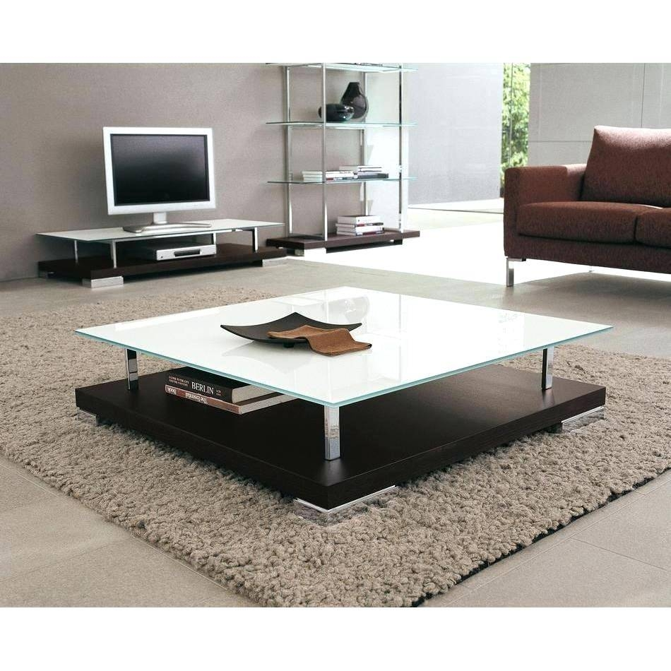 Featured Photo of Large Low Level Coffee Tables