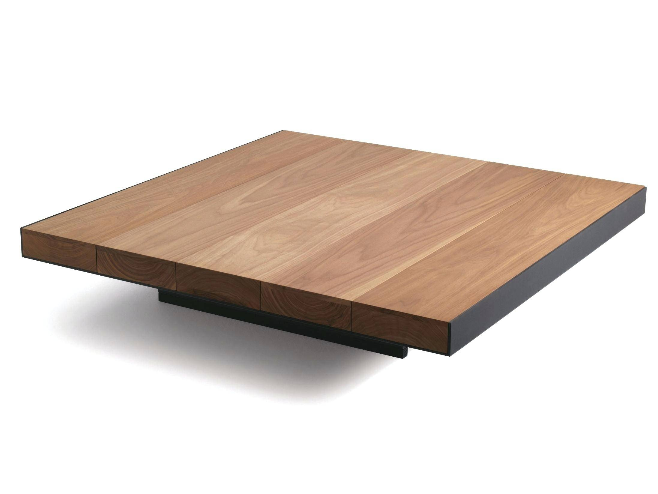 The best large low square coffee tables Low coffee table square