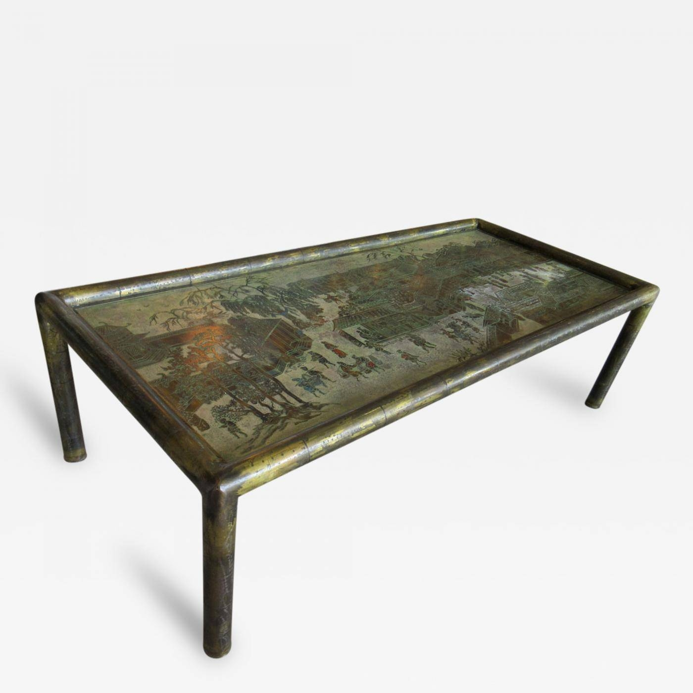 Coffee Table: Marvellous Bronze Coffee Table Designs Bonza Coffee regarding Bronze Coffee Tables (Image 10 of 30)
