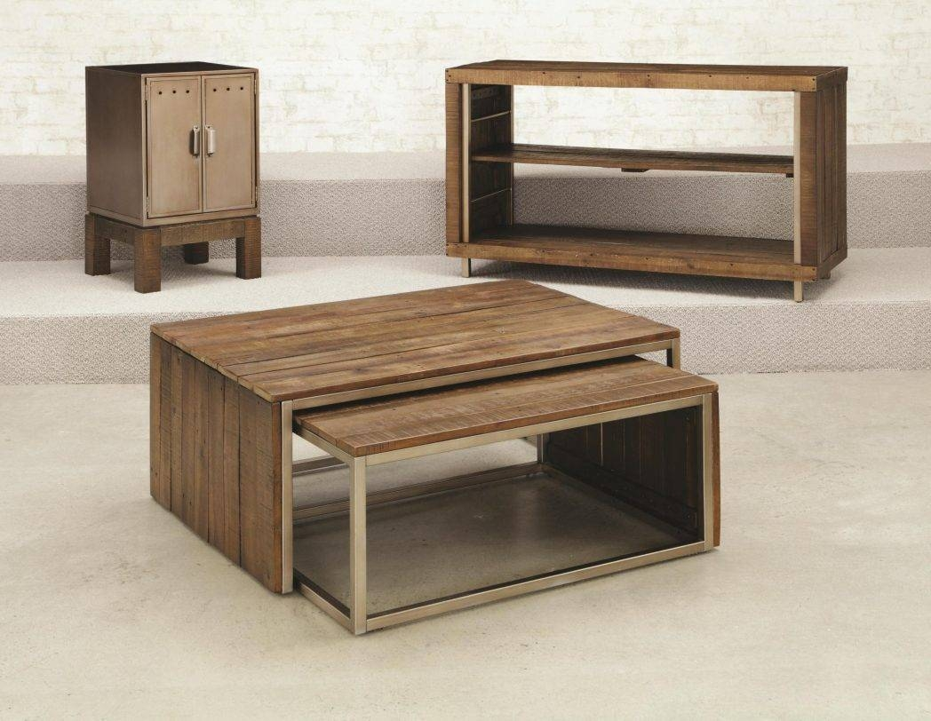 Coffee Table Nest / Coffee Tables / Thippo within Nest Coffee Tables (Image 4 of 30)