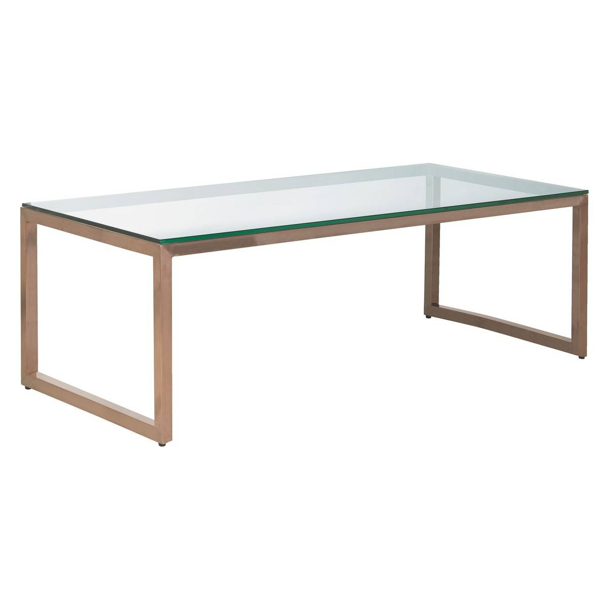 Coffee Table: New Coffee Table Glass Ideas Small Glass Coffee with regard to Metal Glass Coffee Tables (Image 7 of 30)