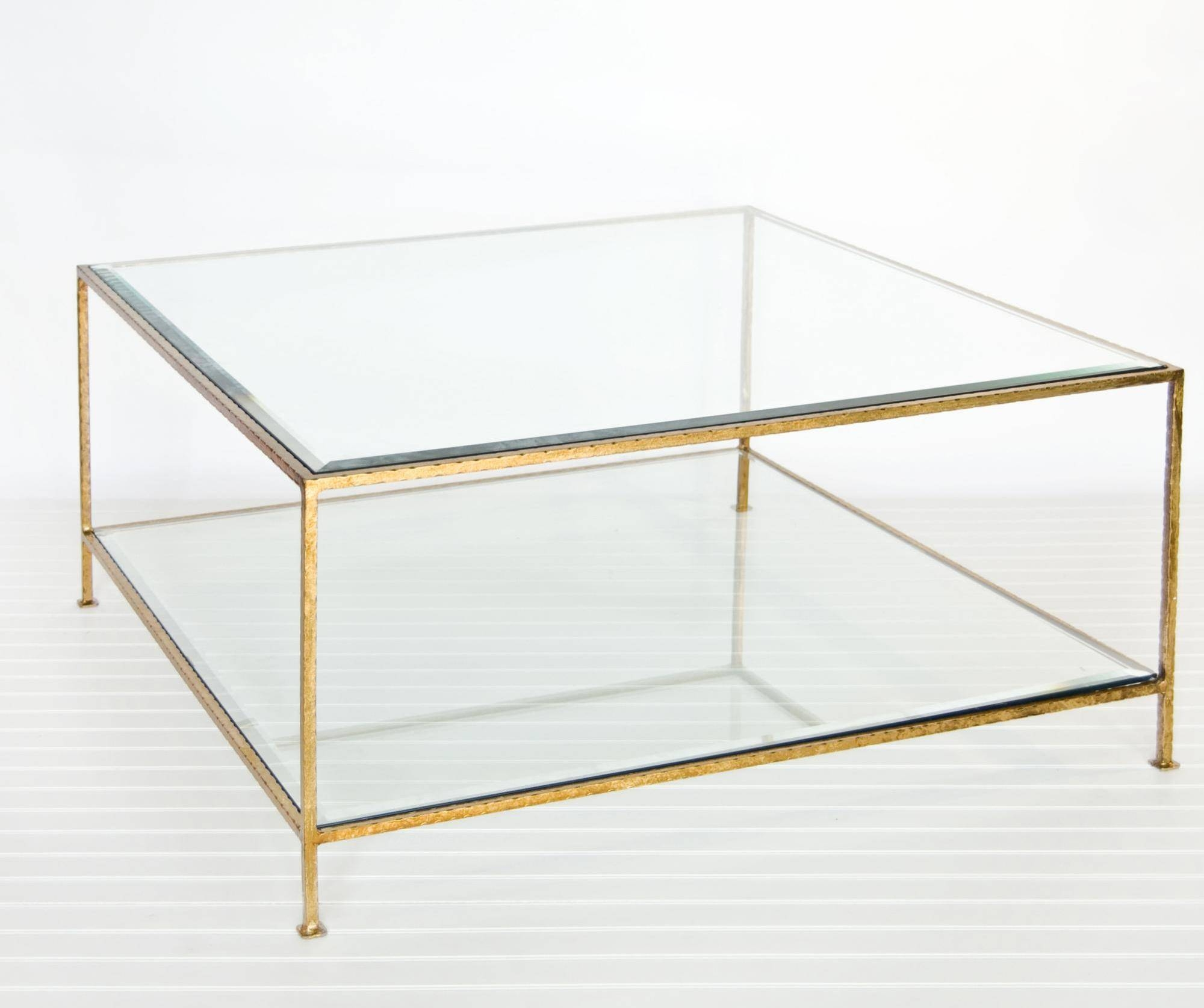 Coffee Table: New Metal Glass Coffee Table Designs Black Metal with Coffee Tables Metal And Glass (Image 11 of 30)