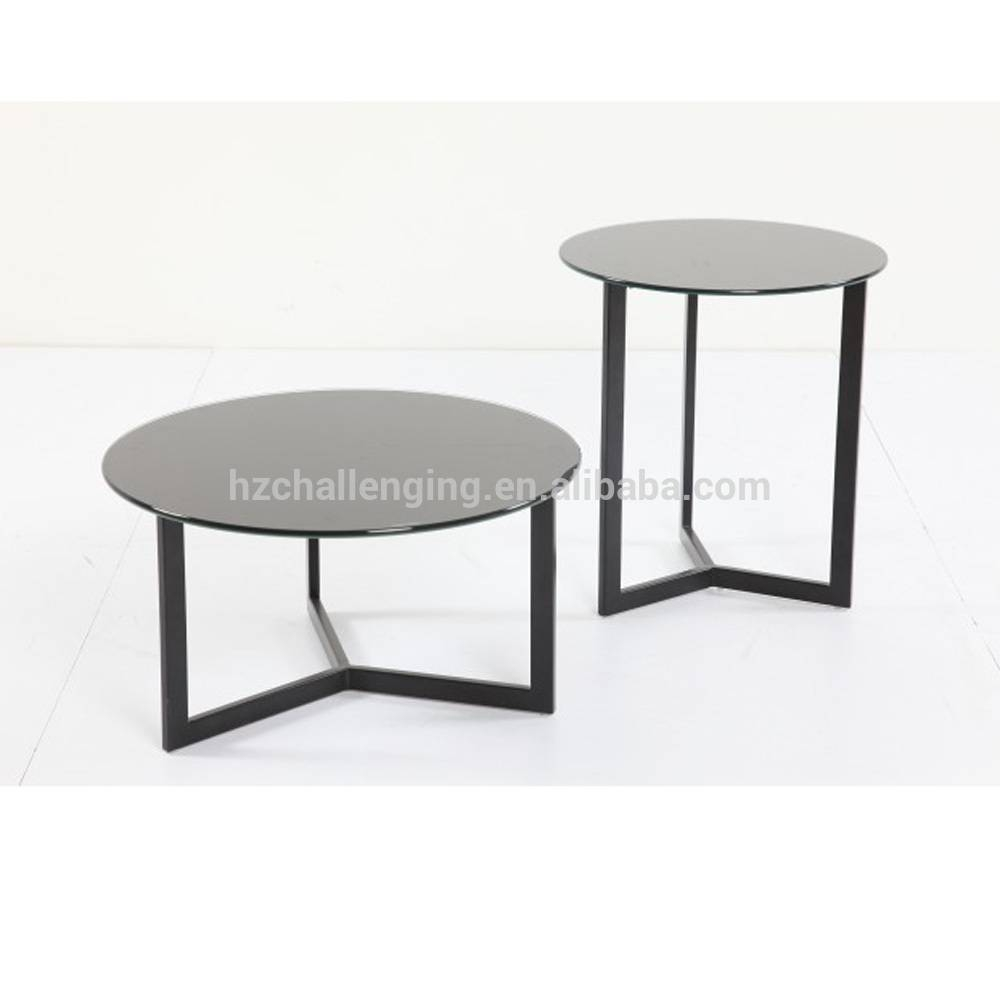 Coffee Table On Wheels. Coffee Tableikea Strind Round Glass Coffee with Glass Coffee Tables With Casters (Image 7 of 30)