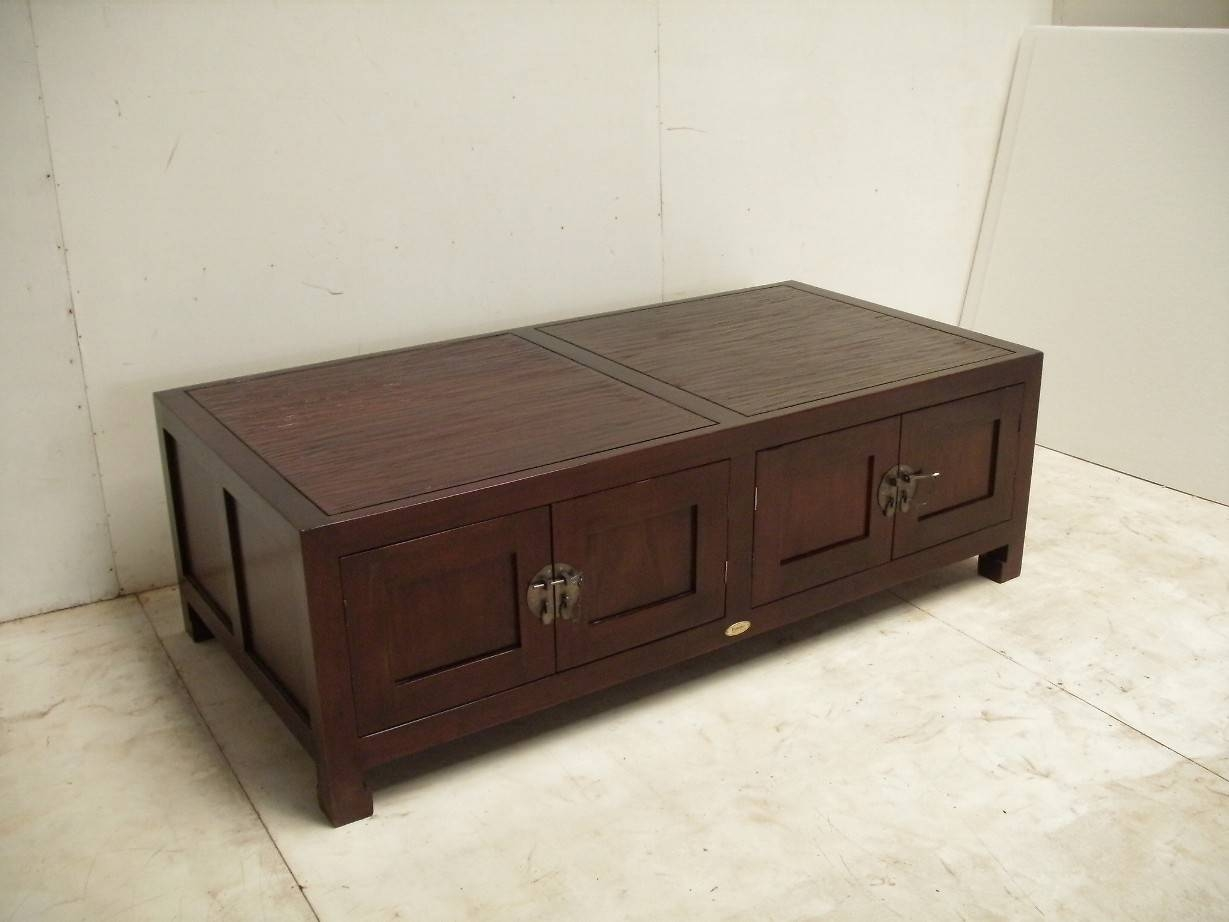 Coffee Table: Outstanding Chinese Coffee Table Asian Style Coffee for Asian Coffee Tables (Image 12 of 30)