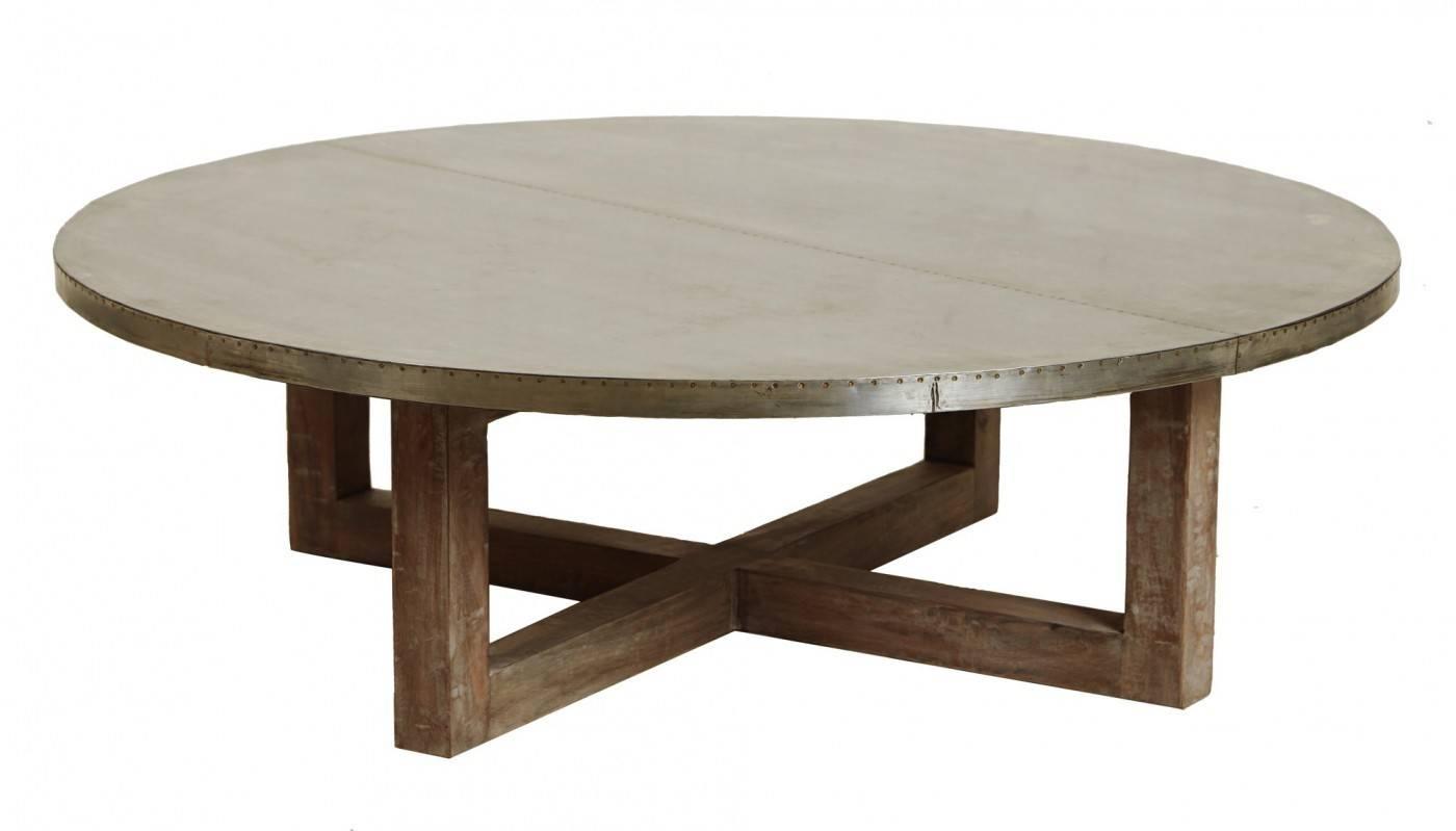 Popular Photo of Circular Coffee Tables