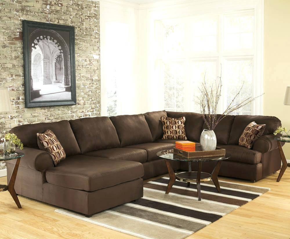 Coffee Table ~ Popular Coffee Table For Sectional Sofa With Chaise with regard to Coffee Table for Sectional Sofa With Chaise (Image 4 of 30)