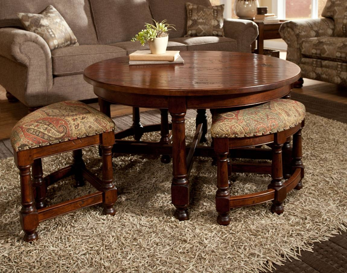 Coffee Table Pull Out Seating | Coffee Tables Decoration throughout Coffee Tables With Rounded Corners (Image 6 of 30)