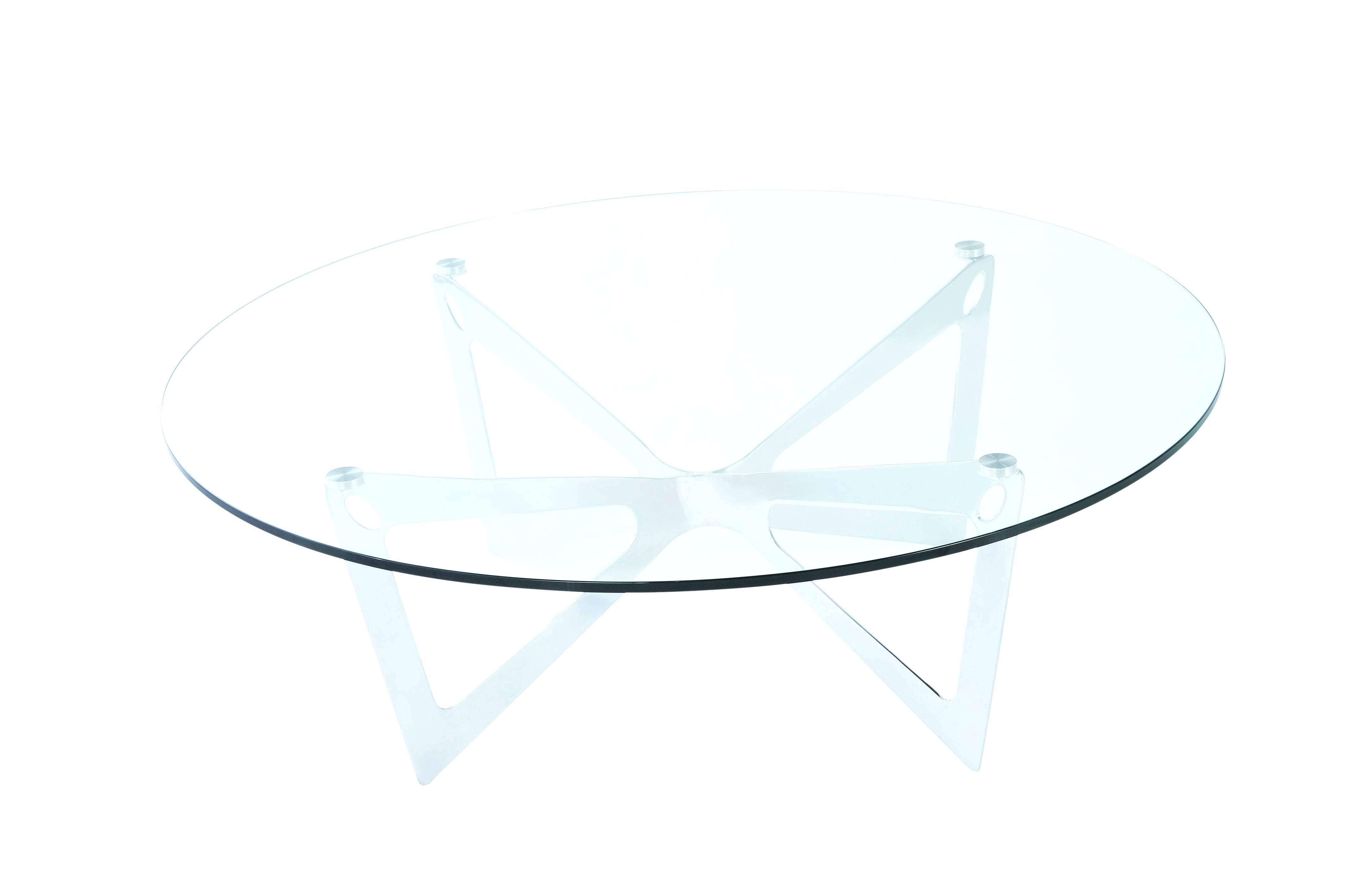 Coffee Table ~ Rectangular Glass Coffee Table Shelf Chrome White inside White and Chrome Coffee Tables (Image 5 of 30)
