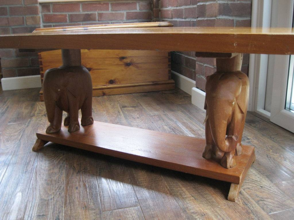 Coffee Table. Remarkable Elephant Coffee Table Ideas: Beautiful intended for Elephant Coffee Tables With Glass Top (Image 10 of 30)