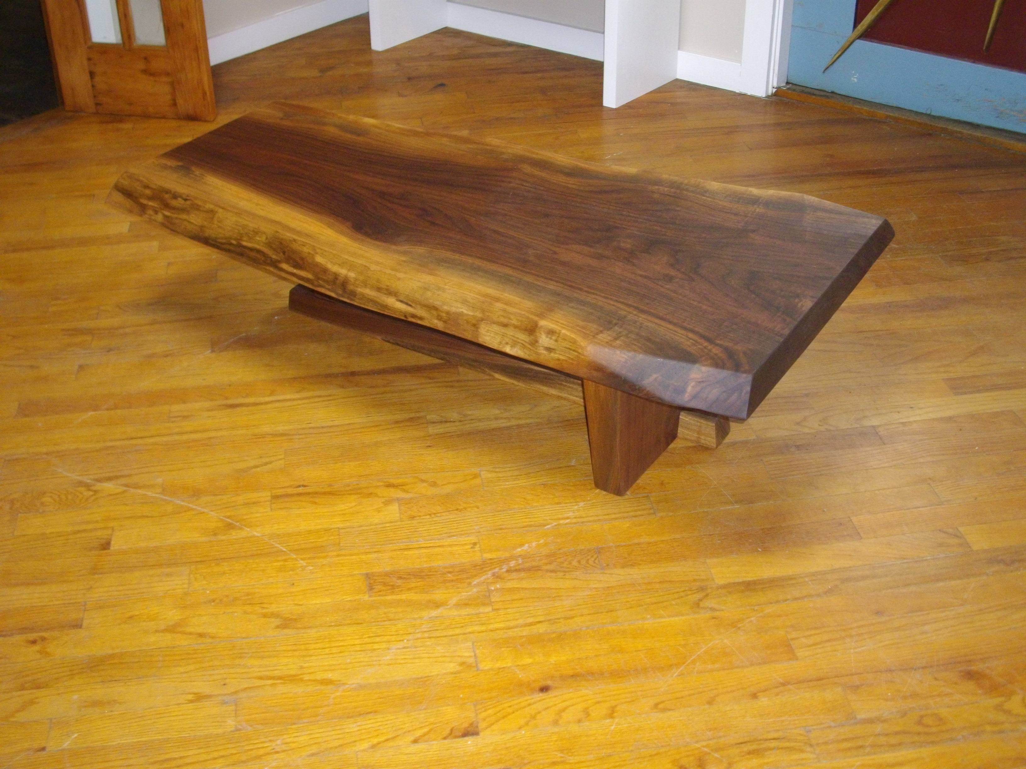 Coffee Table Round Wood Tables With Storage Solid Oak And End inside Heritage Coffee Tables (Image 11 of 30)